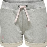 Lego Wear Grey Melange Small Lego Motif Shorts