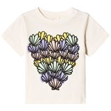 Stella McCartney Kids Chuckle Shell Heart T-Shirt