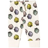 Stella McCartney Kids Cream Shell Print Tootie Sweat Pants