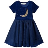 ANÏVE for the minors Midnight Sky Blue Dancing Dress
