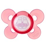 Chicco Pink Physio Comfort Pacifier