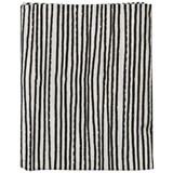 Noe & Zoe Berlin Black Stripes Kids Bedsheet