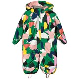 Stella McCartney Kids Green Multi Camo Speedy Snow Suit