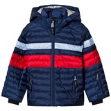 Bogner Navy Caspar Down Ski Jacket