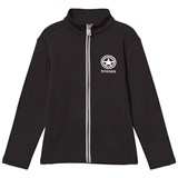 Bogner Black Matt Mid Layer Full Zip Top