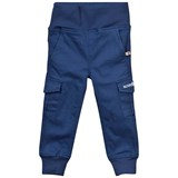 Nova Star Cargo Trousers Marine Blue