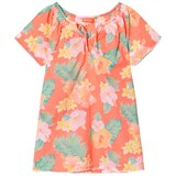 Sunuva Orange Girls Aloha Kaftan Dress