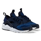 Nike Blue Nike Air Huarache Run Ultra SE Junior Trainers