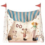 Maileg Circus Tent including 3 Circus Mice
