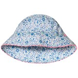 Sunuva Blue Liberty Print Canvas Hat