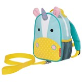 Skip Hop Aqua Unicorn Zoo Backpack with Rein
