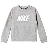 Nike Grey Crew Sweater
