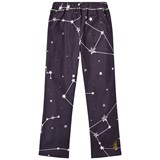 Gardner and The Gang Black Star Print Pyjama Trousers