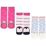 Joules 3 Pack of Robin, Polar Bear and Penguin