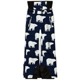Perfect Moment Navy with White Bear Print allover Chamonix Pant
