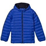 Joules Blue Pack Away Padded Jacket