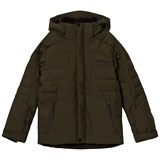 Peak Performance Forest Green Shiga Ski Jacket