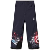 Spyder Captain America Marvel Hero Junior Ski Pants
