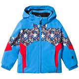 Spyder Captain America Marvel Ambush Kids Ski Jacket