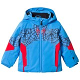 Spyder Spiderman Marvel Ambush Kids Ski Jacket