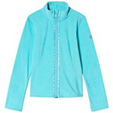 Poivre Blanc Blue Micro Fleece Full Zip Mid Layer