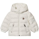 Moncler Girls Jacket Jules White