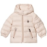 Moncler Girls Jacket Jules Light Pink