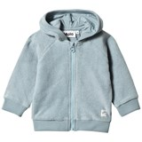 Molo Stone Blue Ummi Fleece Jacket