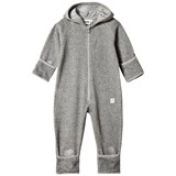 Molo Grey melange Umeko Fleece Suit