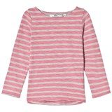 eBBe Kids Pixel L/S Tee Winter Pink/Grey