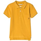 eBBe Kids Ross S/S Piké Burned Gold