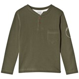 eBBe Kids Rex L/S Piké Faded Forest