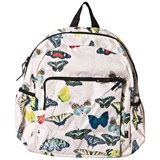 Molo White Butterflies Big Backpack