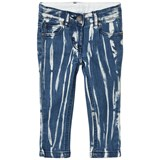 Stella McCartney Kids Blue Tie-Dye Nina Trousers