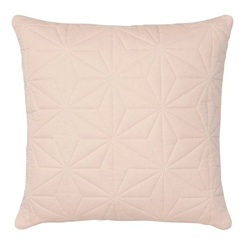 Cam Cam Rose Pink Quilted Cushion