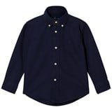 Ralph Lauren Navy Garment Dyed Oxford Shirt