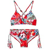 Seafolly Red Jungle Paradise Trikini