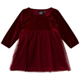 Petit by Sofie Schnoor Dress Deep Red