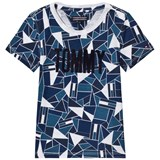 Tommy Hilfiger Blue Branded T-Shirt