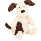 Jellycat Cream and Brown Cordy Roy Mutt