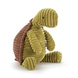 Jellycat Green and Brown Cordy Roy Tortoise