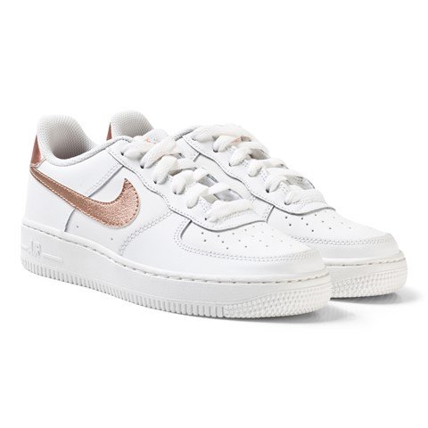 white nike air force 1 low junior nz
