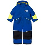 Helly Hansen Blue Kids Snowfall Ski Suit