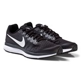 Nike Black Nike Zoom Pegasus 34 Junior Trainers