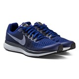 Nike Blue Zoom Pegasus 34 Junior Trainers