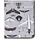 Molo Planes and Birds Niles Blanket