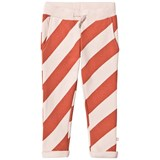 Molo Red and White Stripe Soft Trousers