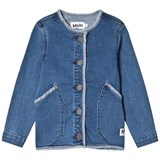 Molo Hannie Jackets Collage Denim