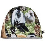 Molo Hairy Animals Ned Baby Hat