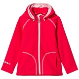 Reima Red Strawberry Soft Shell Jacket